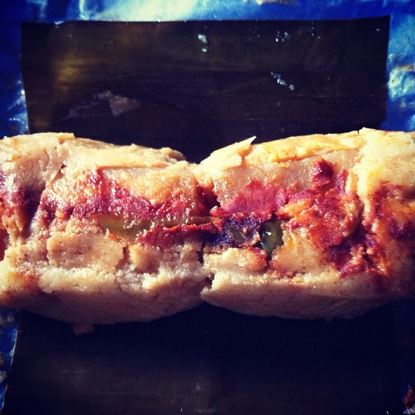 Salvadorean Tamales To Go @ La Loma Produce