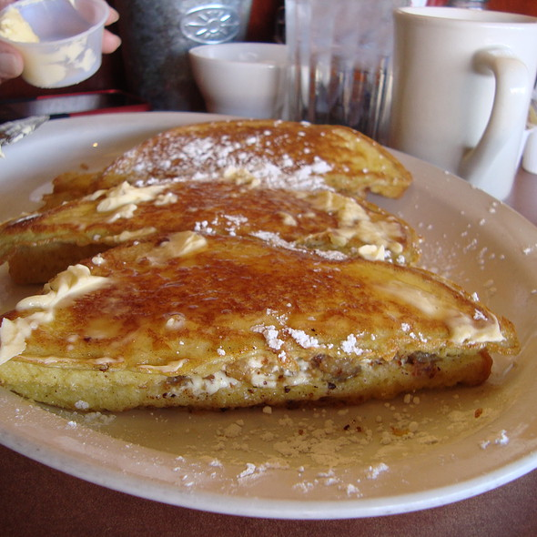 Southwestern-Style French Toast  @ Egg & I Restaurant