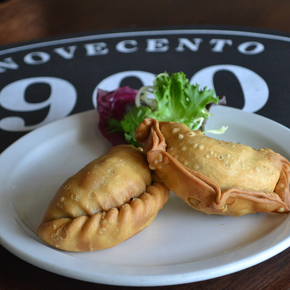 empanadas - Novecento - Brickell, Miami, FL