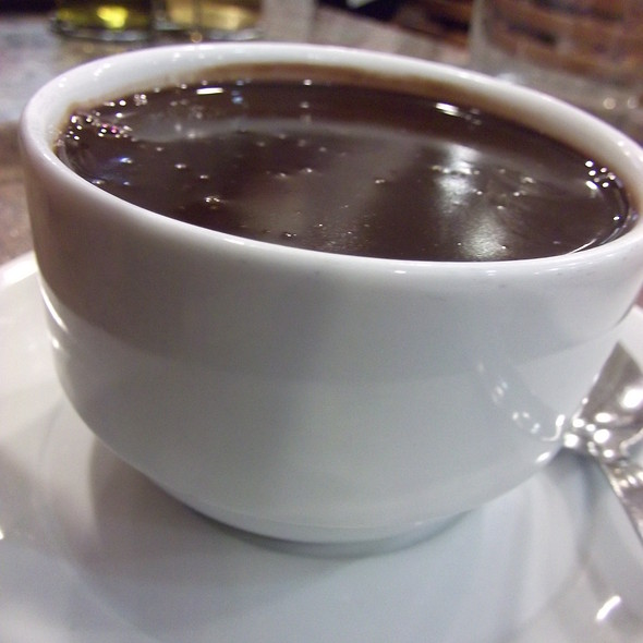 Chocolate Caliente @ Santa Lucia Chocolateria