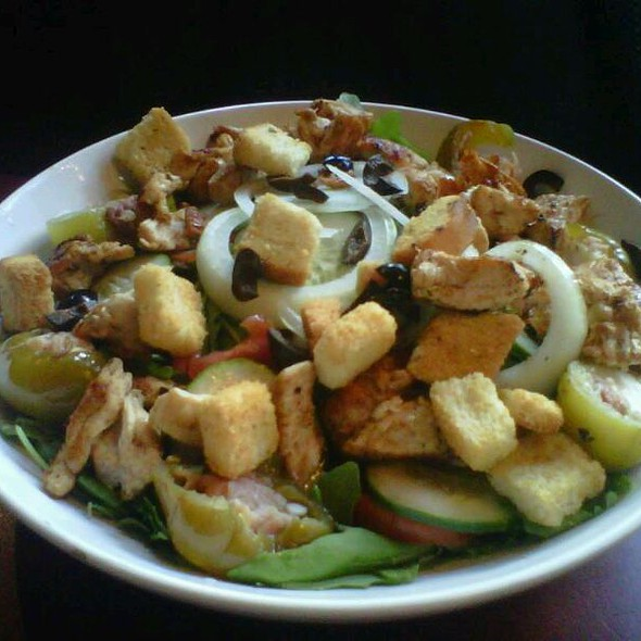 Pepper Shooter Salad