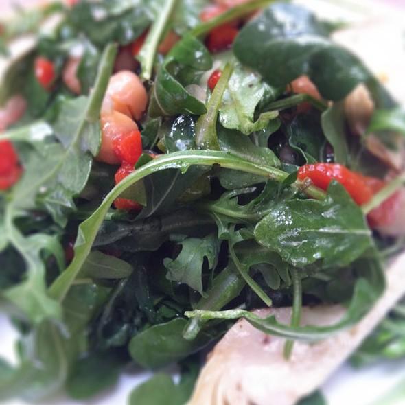 Chickpea Arugula Salad - Tavern Off The Green, Litchfield, CT