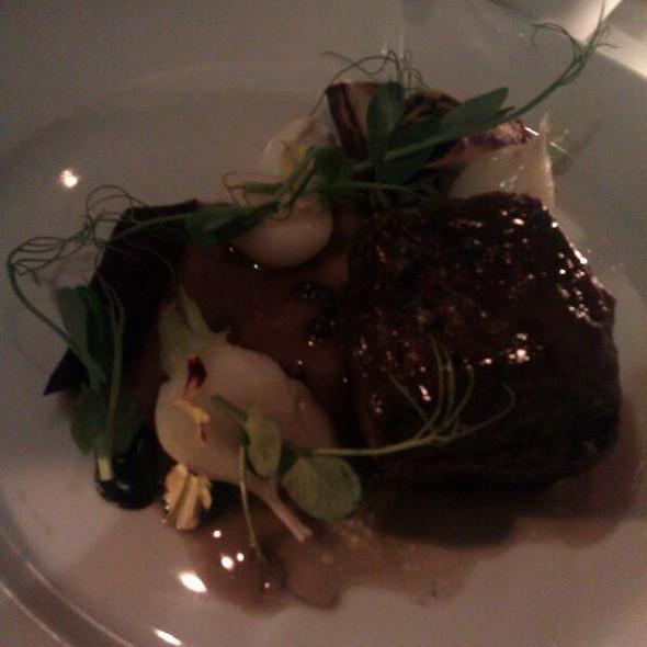 Steak @ Pumpkin Restaurant