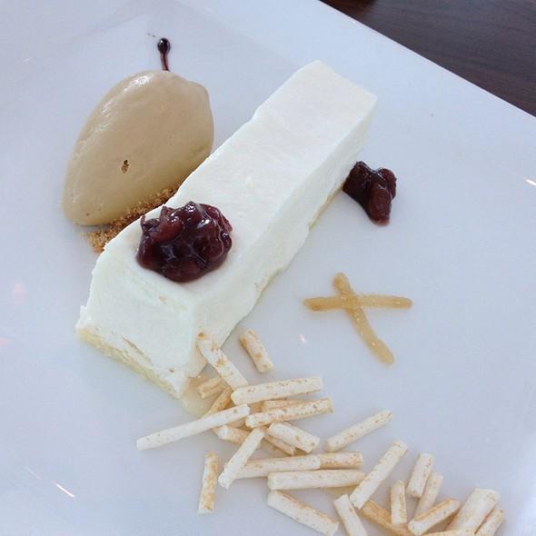 Tofu Cheesecake @ Morimoto Waikiki