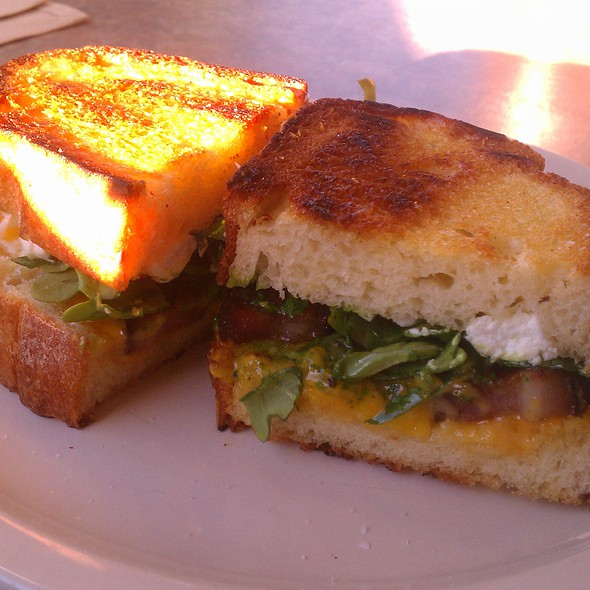 Grilled Cheese @ Fork in the Road; Local Artisan Diner