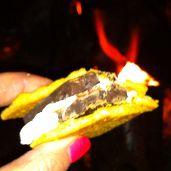 S'more Dagoba  @ Northstar at Tahoe