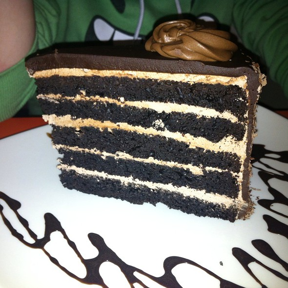 Chocolate Cake @ Broadway Cheesecake Co.
