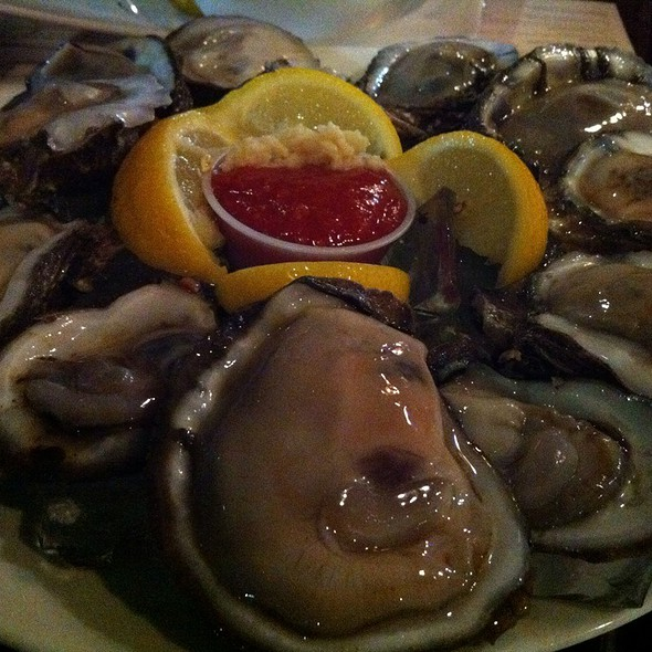 Oysters @ The Boiler - Steam Kettle Cooking