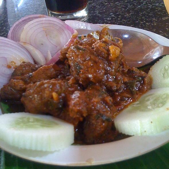 Mutton Fry Semi Gravy @ Bhagini