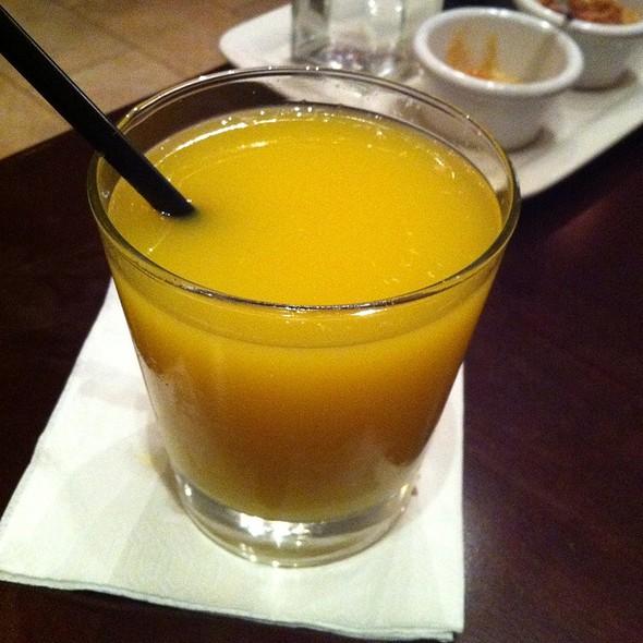 Orange Juice @ P.f.chang's