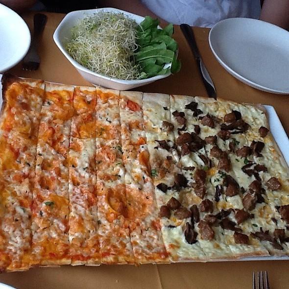 Panizza Or Panizze @ Mona Lisa Ristorante