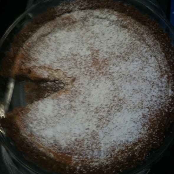 Crack Pie @ Homemade by Deo