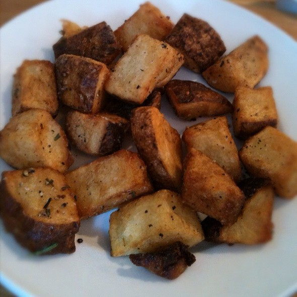 potatoes @ Half & Half