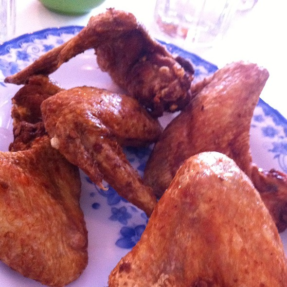 Fried Chicken Appetizer @ Hoanh Long Vietnamese