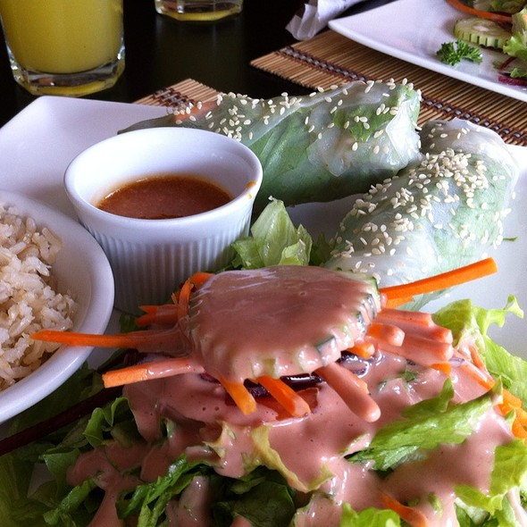 Vietnamese Rolls @ Mantras