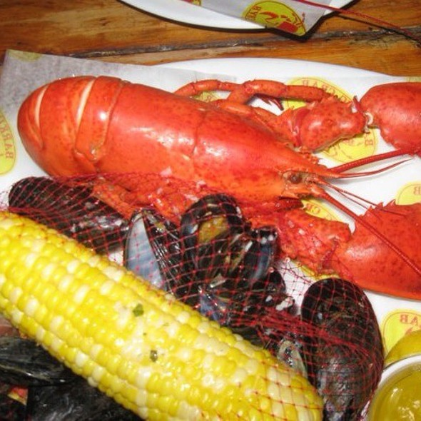 Steamed Lobster Pot With Mussels And Clams - Barking Crab Boston, Boston, MA
