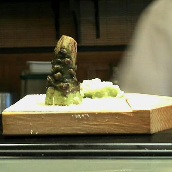 Fresh Wasabi @ Sushi Ichiban