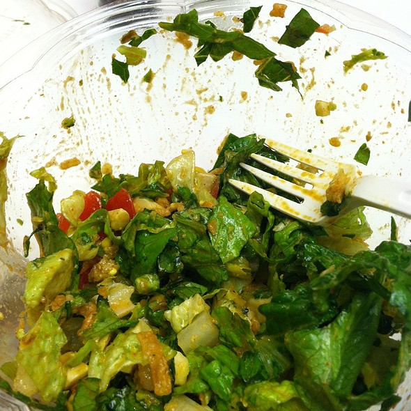 Santa Fe Chopped Salad @ Chop't