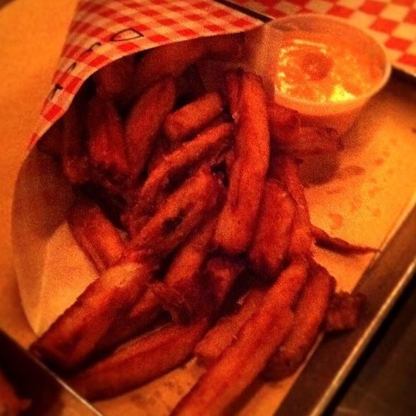 Duck Fat Fries @ Wvrst