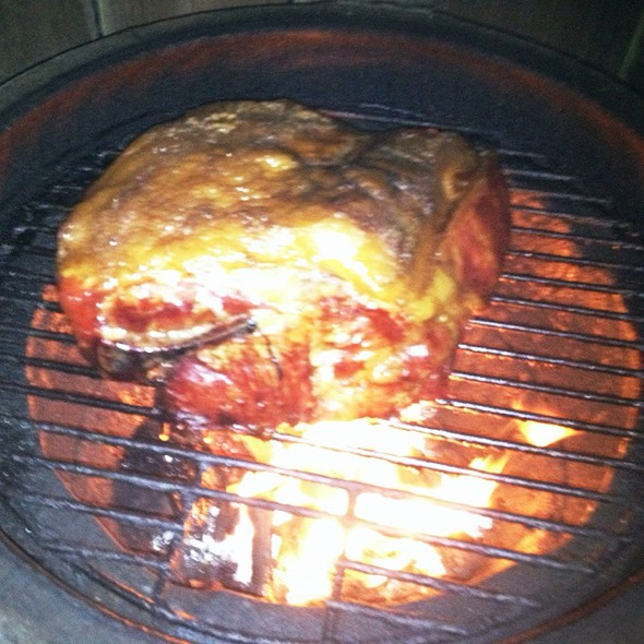 Pork Shoulder @ Hall Residence