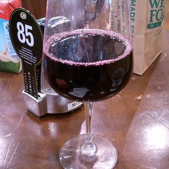 Jam Jar Sweet Shiraz @ Whole Foods Market