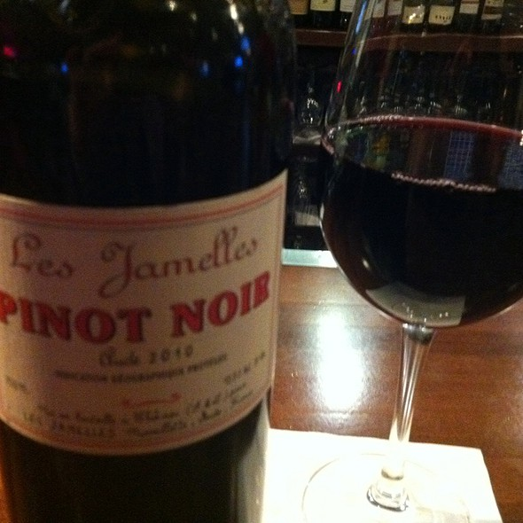 Les Jamelles Pinot Noir - Yanni's, Greenwood Village, CO