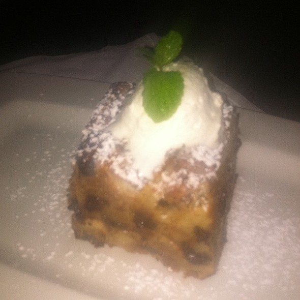Chocolate Bread Pudding @ 22 Bowen's Wine Bar & Grille