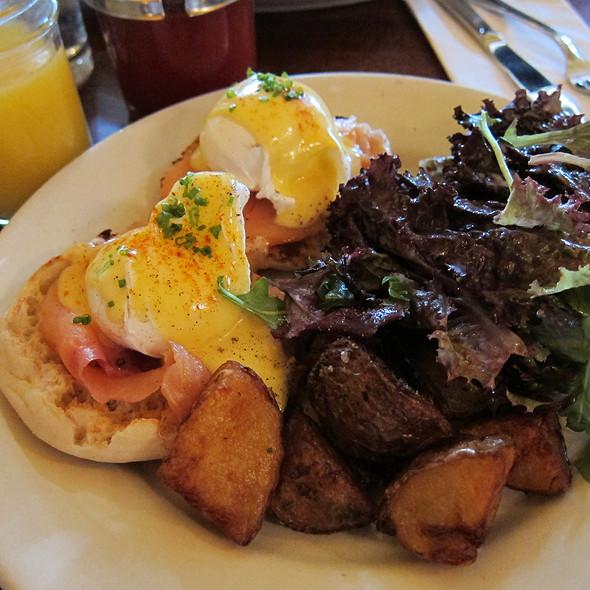 eggs norweigan @ Le Barricou