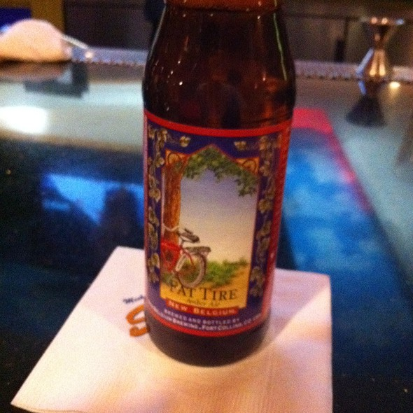 Fat Tire Beer - Baja Miguel's - South Point Casino, Las Vegas, NV