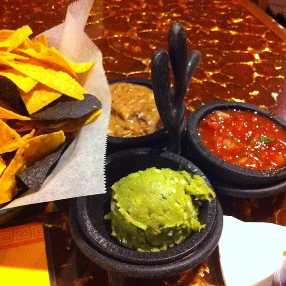 Complementary Chip & Dip - Baja Miguel's - South Point Casino, Las Vegas, NV