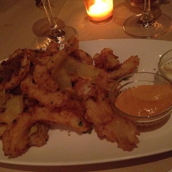 Fall Frito @ Duck Club Restaurant