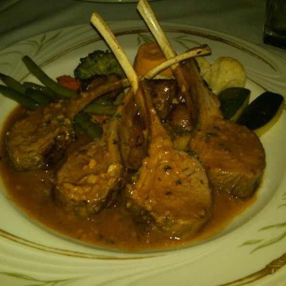 Lamb - Gemmell's, Dana Point, CA