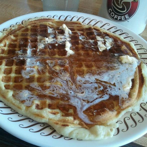Pecan Waffle @ Waffle House
