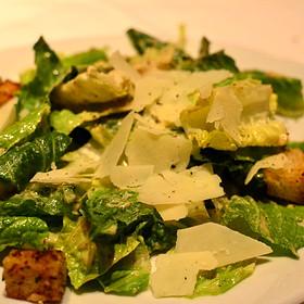 Caesar Salad - Fleming's Steakhouse - Richmond