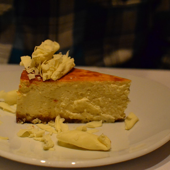 Cheesecake - Fleming's Steakhouse - Richmond