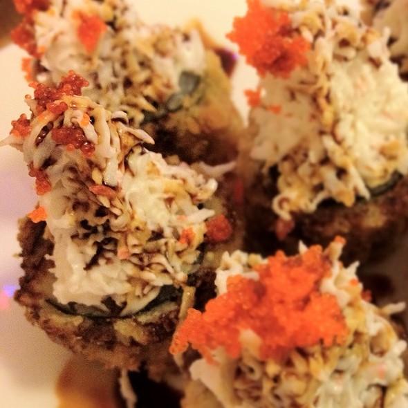 Fuji Volcano Roll @ Sunny's Sushi