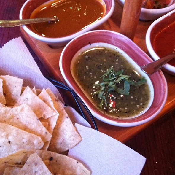 Chips and Salsa @ Adobo Grill