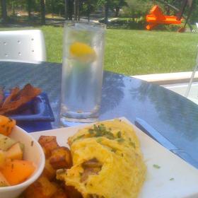 Breakfast - Nasher Cafe