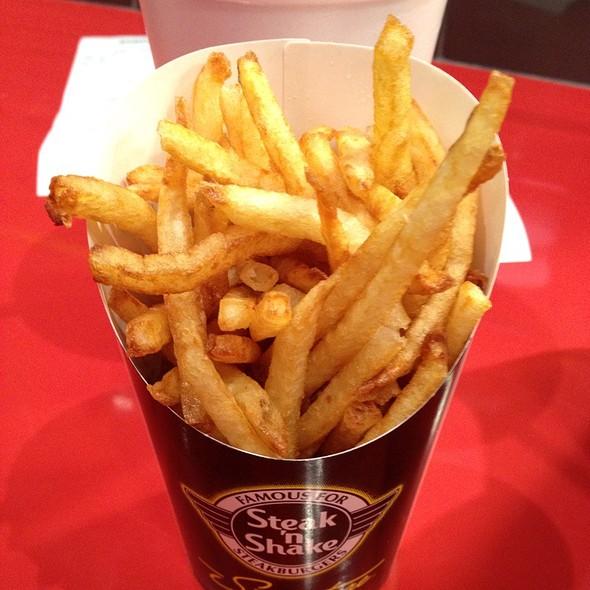 French Fries @ Steak N' Shake