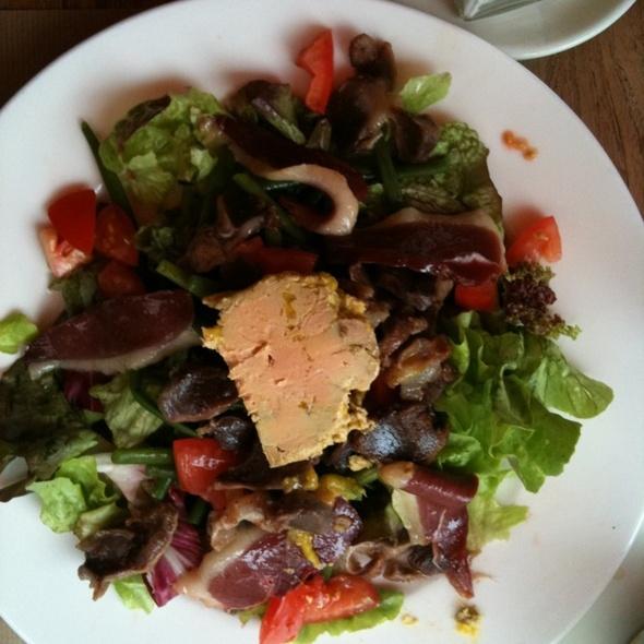 Salade Gourmande @ Cafe Daguerre