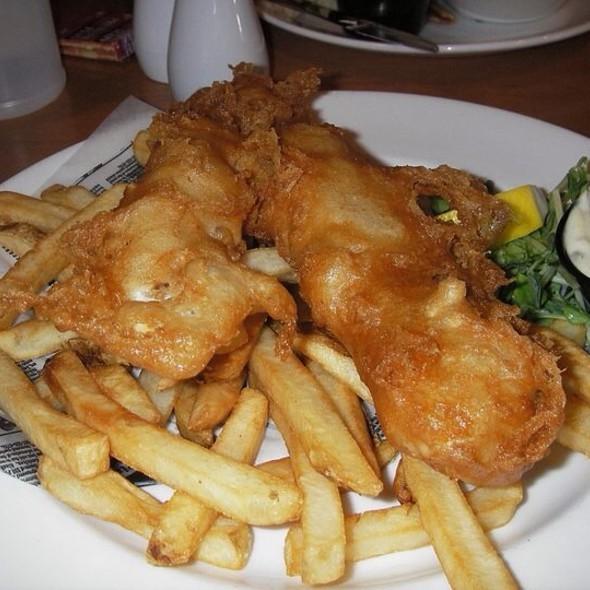 Fish & Chips @ Vidalia's Grill