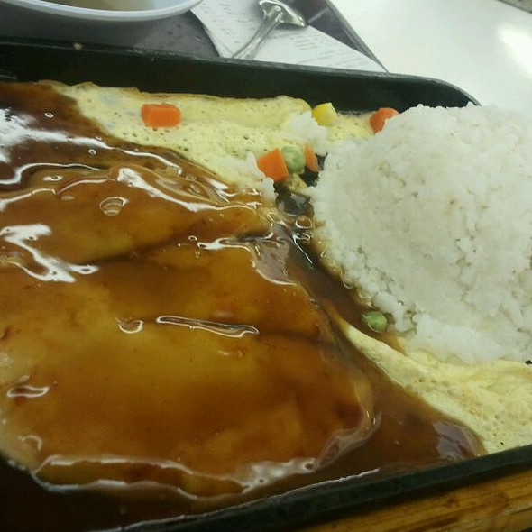Honey Glazed Chicken Rice @ Tesco Extra Selayang