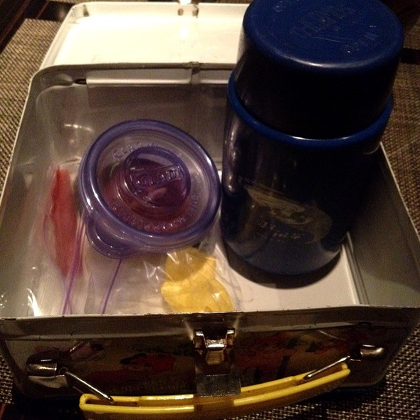 lunch box @ Next Restaurant