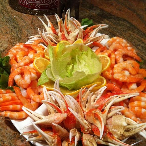 Tricolore Salad: Avocado,Mozzarella & Tomato W/ Basil  Essence - MOONSTRUCK - PHILADELPHIA, Philadelphia, PA