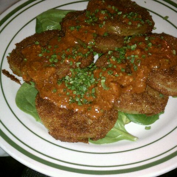 Fried Green Tomatoes @ Khyber Pass Pub