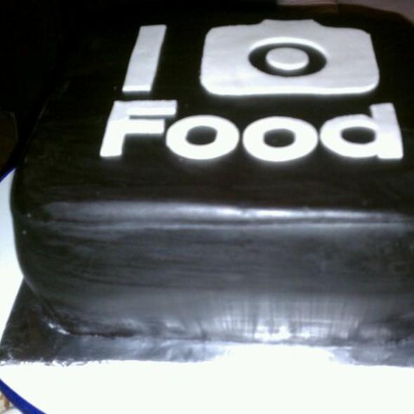 Foodspotting Cake @ Khyber Pass Pub