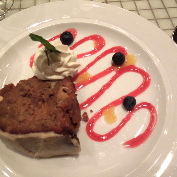 Apple Cake - Mio Restaurant, Washington, DC