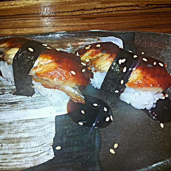 Unagi @ Stingray Sushi