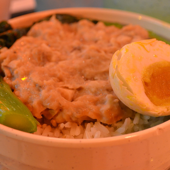 Mince Rice @ Cafe De Coral