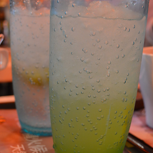 Salty Lemon in Sprite @ Cafe De Coral